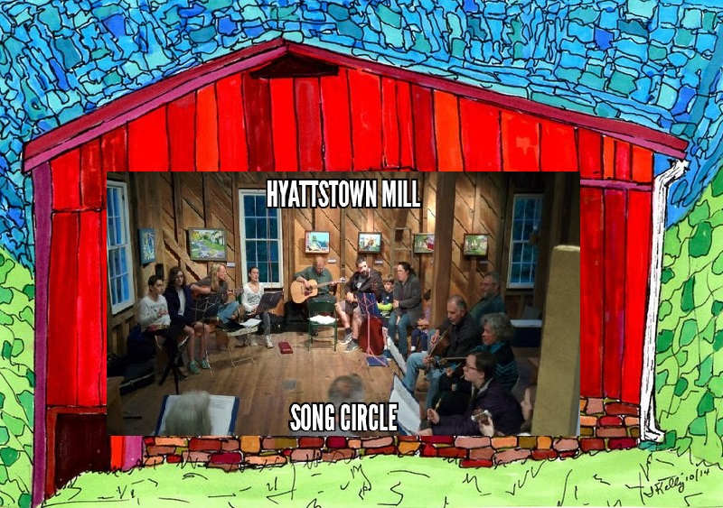 Hyattstown Mill Song Circle